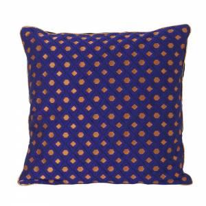 Salon Cushion 40x40 - Mosaic Blue