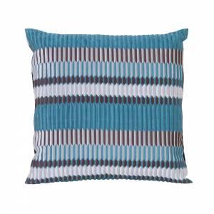 Salon Cushion 40x40 - Pleat Sea