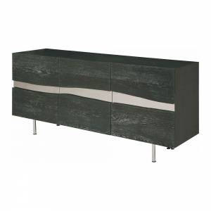 Sorrento Sideboard - Oxidized Gray