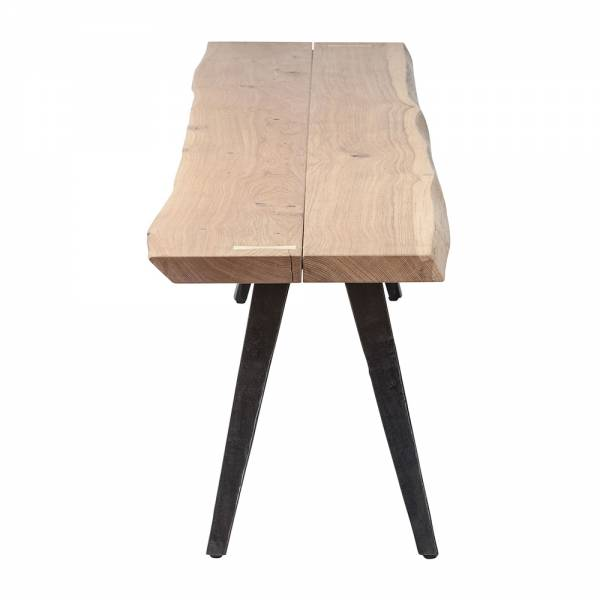 Vega Dining Bench - Raw Oak