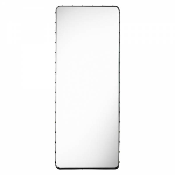 Adnet Rectangular Wall Mirror - Black