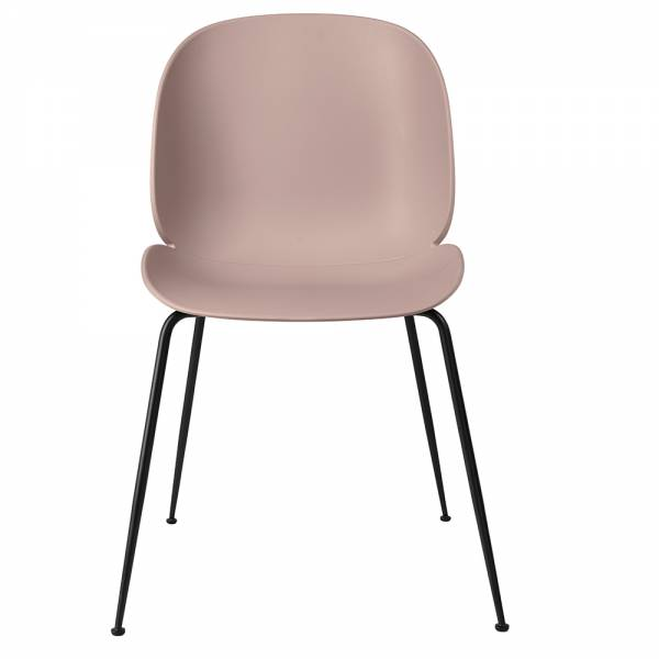 Beetle Dining Chair - Sweet Pink, Black