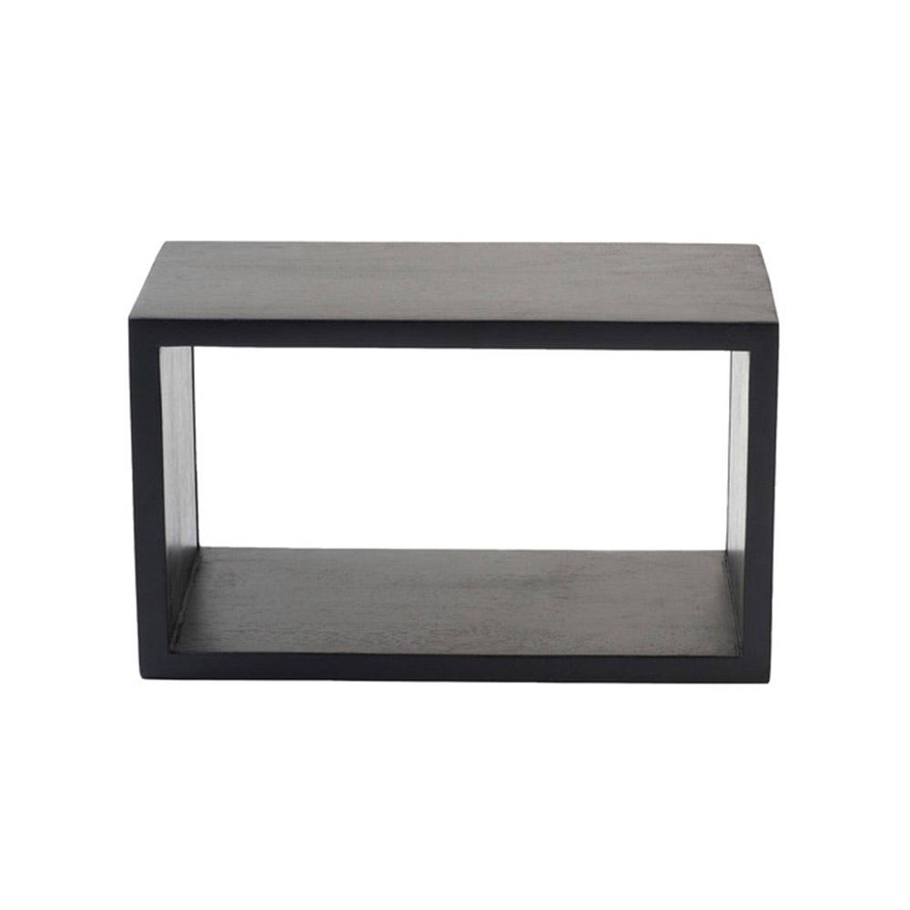 Box System   Pair, Black, Extra Small