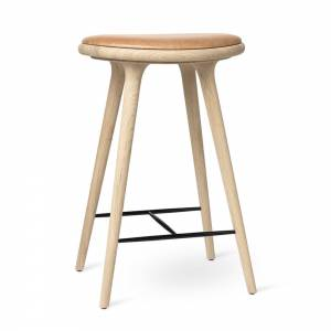 MD Counter Stool - Beige Soap Oak