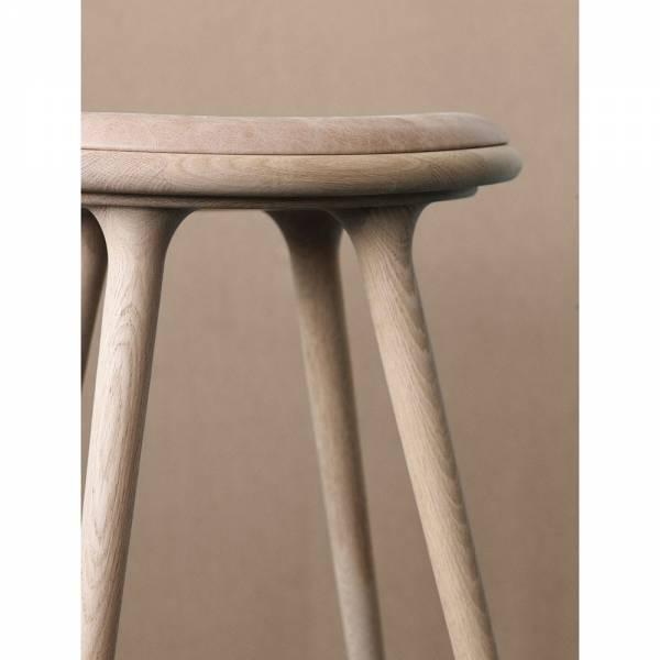 MD Counter Stool - Beige Soap Oak