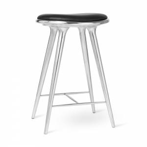 MD Counter Stool - Recycled Aluminum