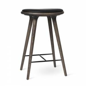 MD Counter Stool - Sirka Gray Oak