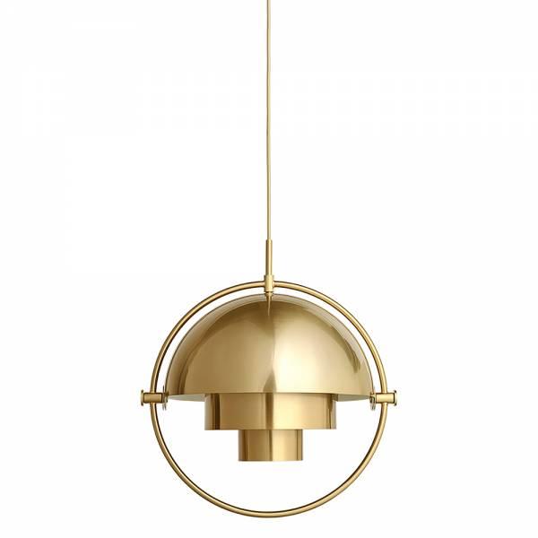 Multi-Lite Pendant - Brass