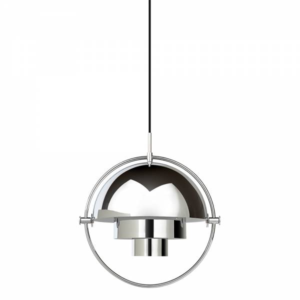 Multi-Lite Pendant - Chrome