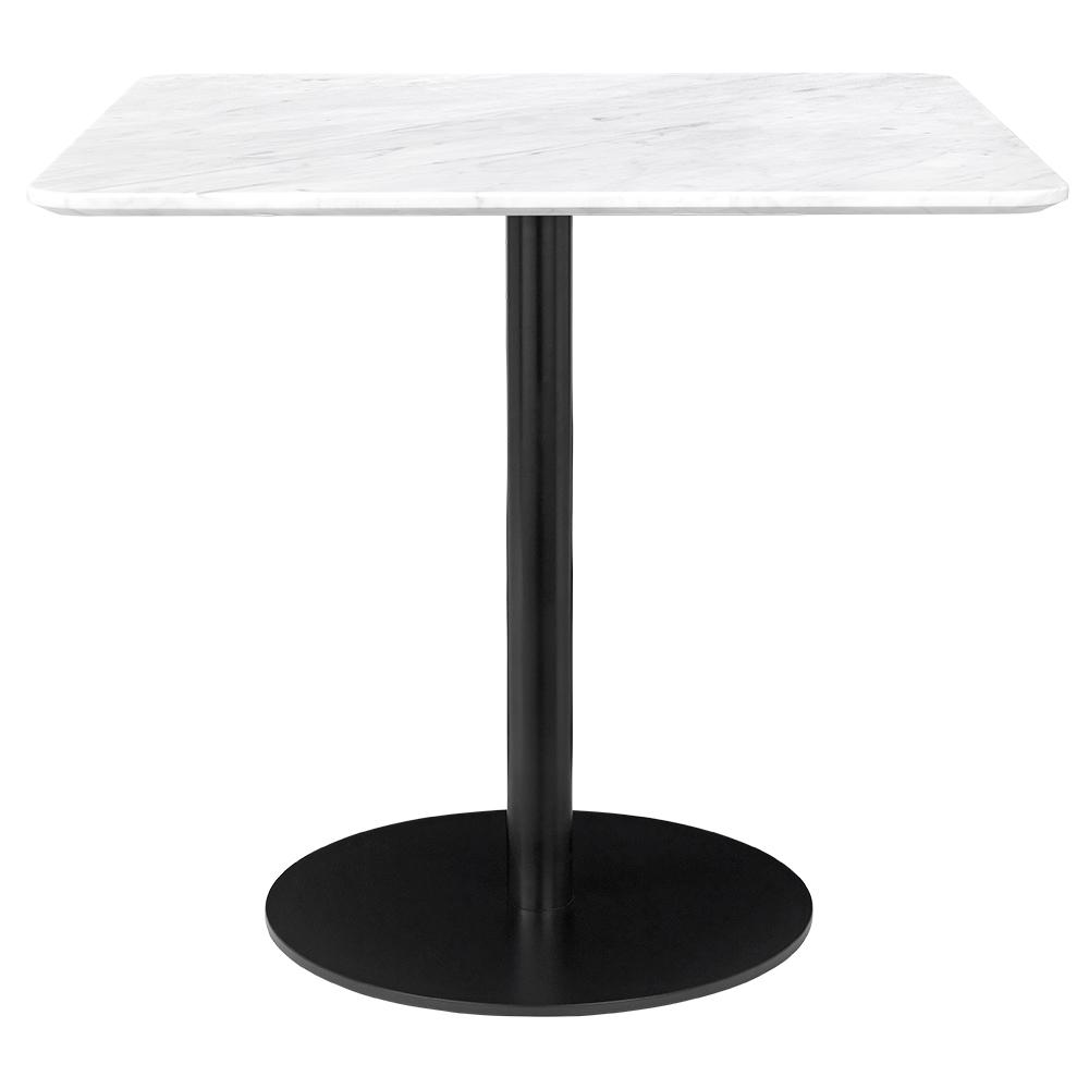 White Square Dining Table: 1.0 Square Dining Table
