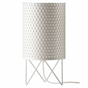 ABC Table Lamp - White