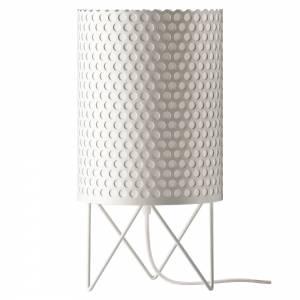 ABC Table Lamp - White