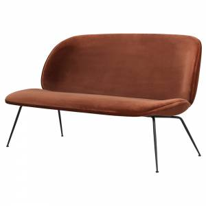 Beetle Sofa   Orange