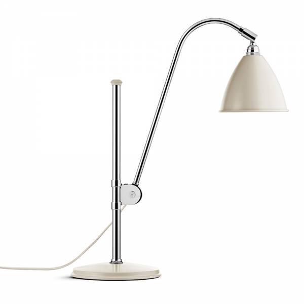 Bestlite Bl1 Table Lamp - Off-White, Chrome