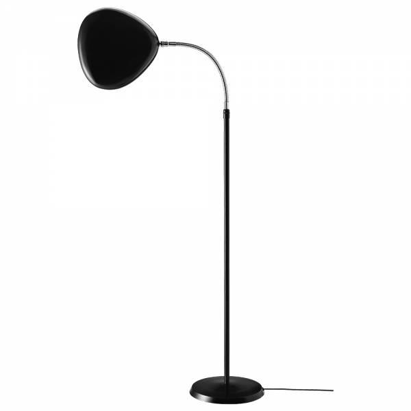 Cobra Floor Lamp - Jet-Black