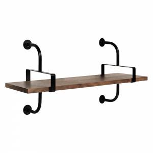 Demon 2x1 Shelf - American Walnut