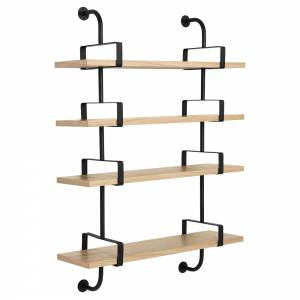 Demon 2x4 Shelf - Oak