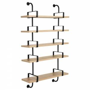 Demon 2x5 Shelf - Oak