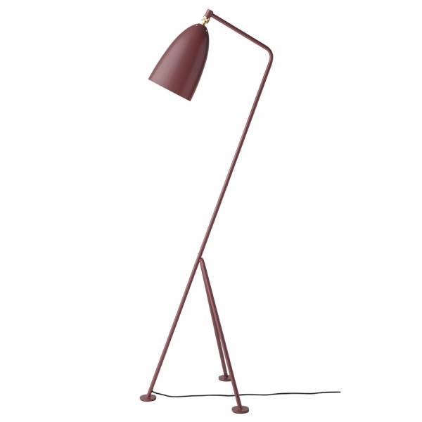 Grashoppa Floor Lamp - Andorra Red