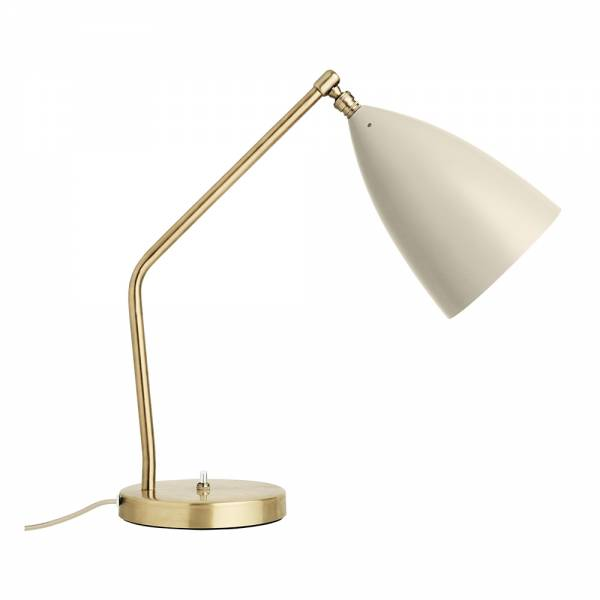 Grashoppa Table Lamp - Oyster White