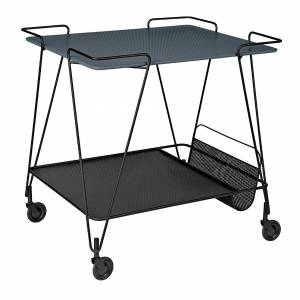 Mategot Trolley - Rainy Gray