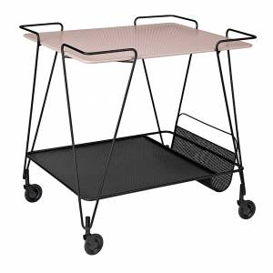 Mategot Trolley - Rose