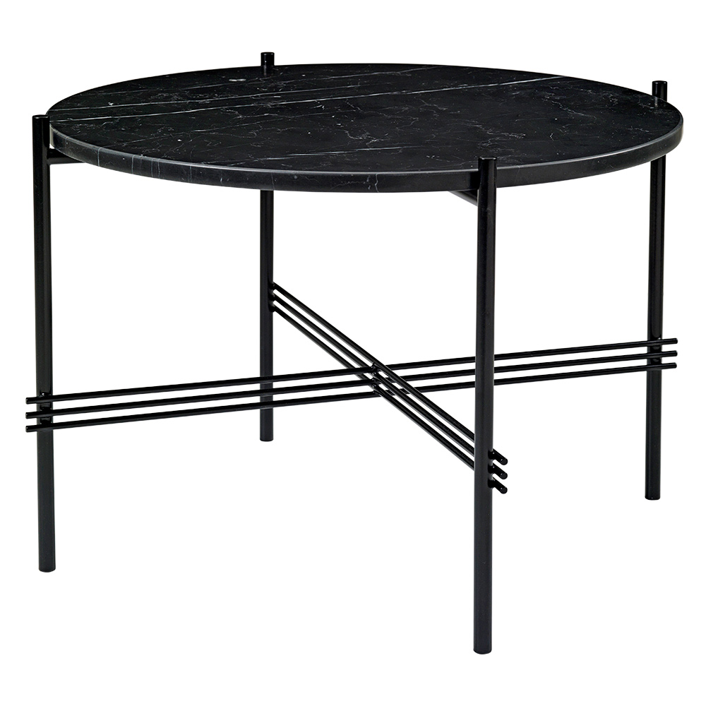ts round coffee table small black marble black rouse home. Black Bedroom Furniture Sets. Home Design Ideas