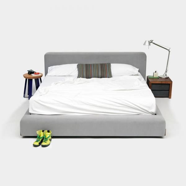 Up Bed - Fog