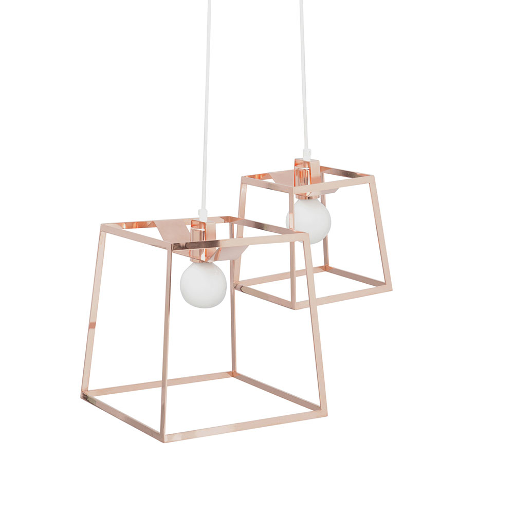2 Piece Frame Cluster – Copper – Rouse Home