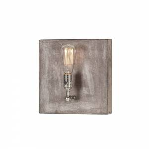 Factory Single Sconce - Nickel