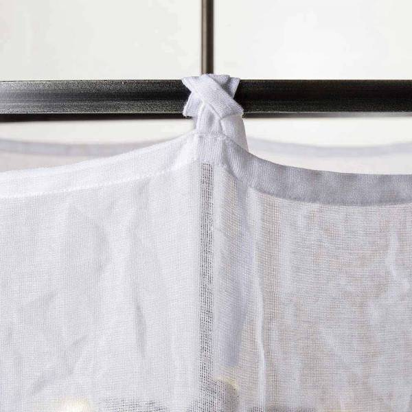 French Laundry Light - Small, White