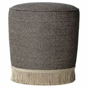Gubi Pouf Small - Gray
