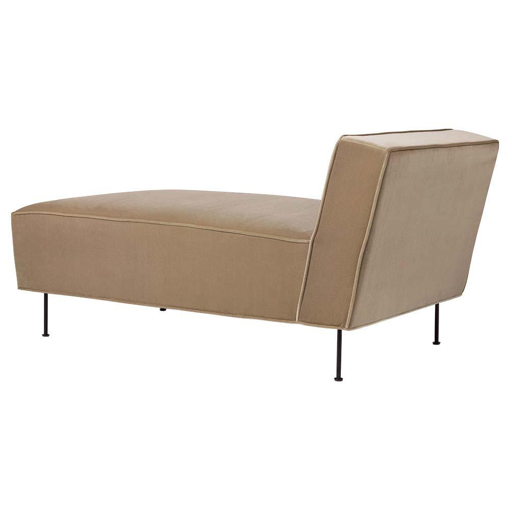 Modern Line Chaise Lounge Sofa