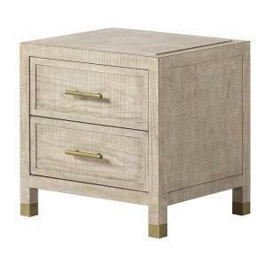 Raffles Nightstand - 2 Drawer