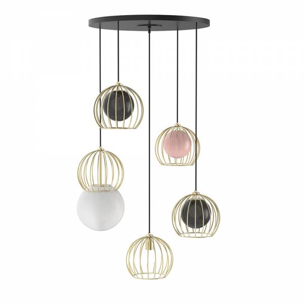 Revati 5 Piece Cluster | Rouse Home