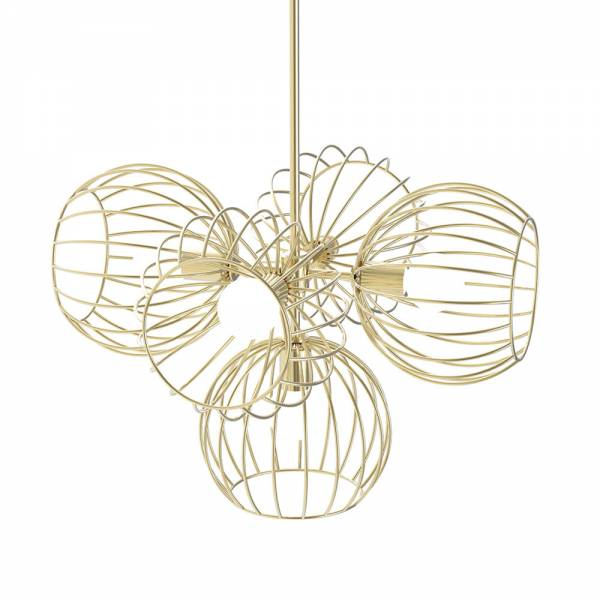 Revati 5 Piece - Gold | Rouse Home