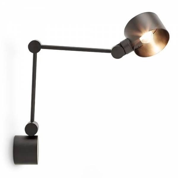 Boom Wall Light - Black