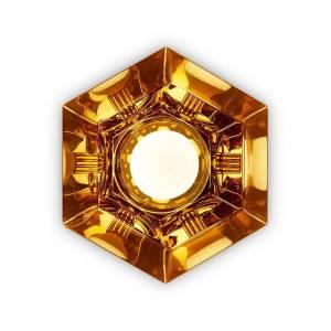 Cut Surface Light - Gold