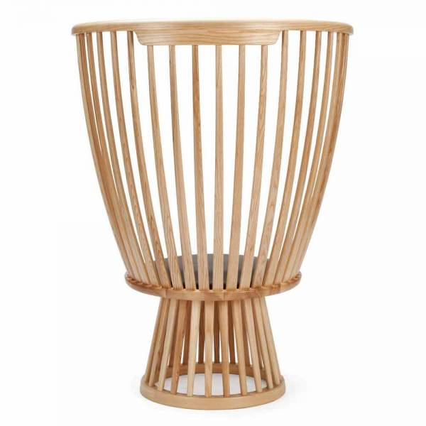 Fan Lounge Chair - Natural Ash