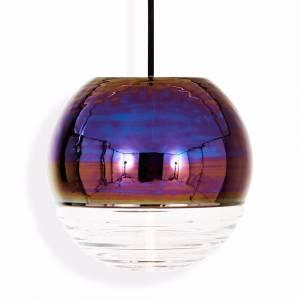 Flask Ball Pendant - Oil