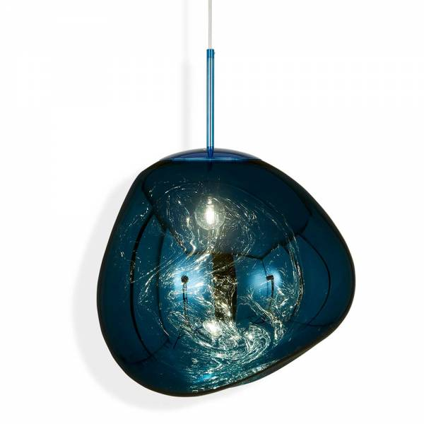 Melt Pendant - Blue | Rouse Home
