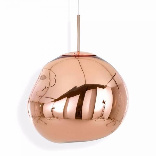 Melt Pendant - Copper