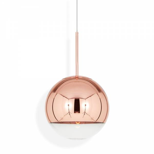Mirror Ball Pendant - Copper | Rouse Home