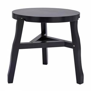 OFFCUT SIDE TABLE - Black