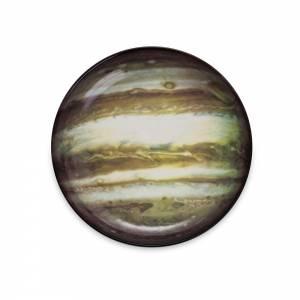 Cosmic Dinner Porcelain Plate - Jupiter