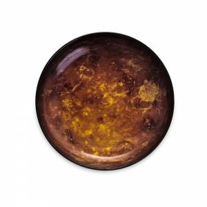 Cosmic Dinner Porcelain Plate - Mars