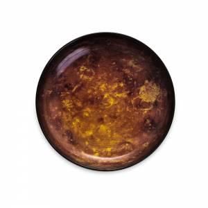 Cosmic Dinner Porcelain Plate - Mars