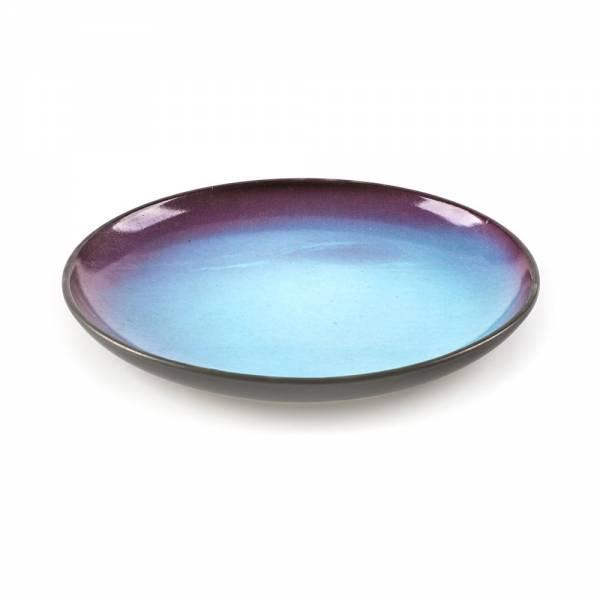 Cosmic Dinner Porcelain Plate - Neptune