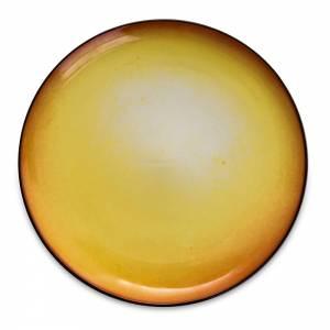 Cosmic Dinner Porcelain Plate - Sun