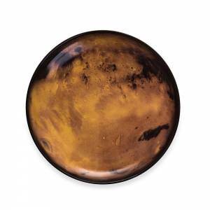 Cosmic Dinner Porcelain Plate - Venus
